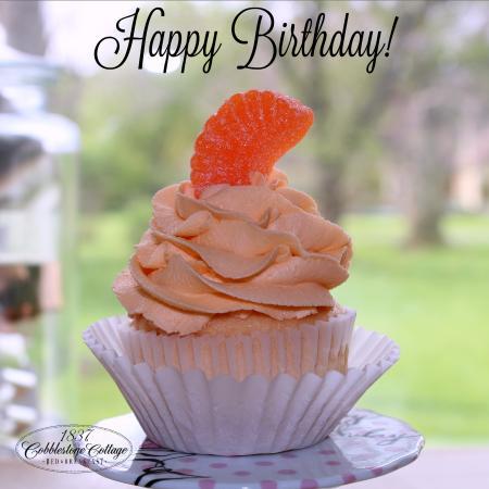 Canandaigua, NY: Happy Birthday to you!