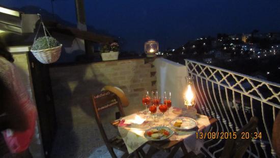 The master chef picture of amalfi coast home restaurant for Amalfi coast cuisine