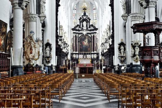 Interieur sint pauluskerk picture of saint paul 39 s church for Interieur antwerpen