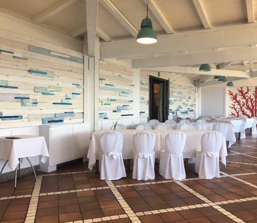 ristorante - Picture of Le Terrazze, Civitavecchia - TripAdvisor