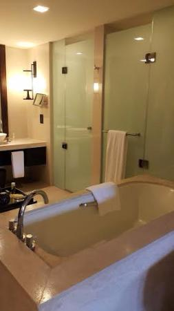 Hyatt Regency Hua Hin: Bathroom was very nice