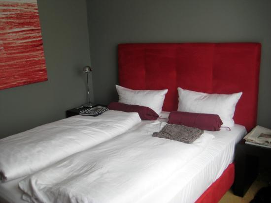 Victor's Residenz-Hotel Saarlouis: Unser Doppelzimmer