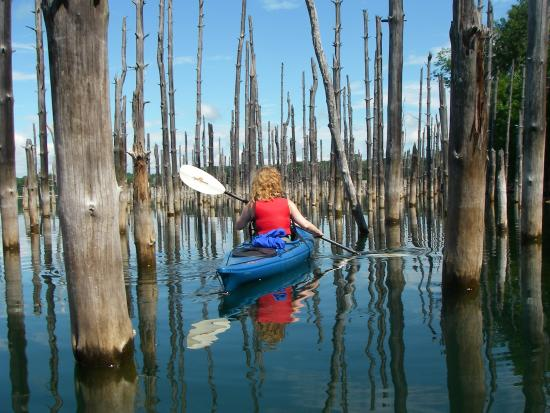 Columbia, Nueva Jersey: Merrill Creek Reservoir