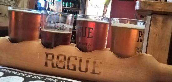 Brewer's on the Bay : Just one of our samplers