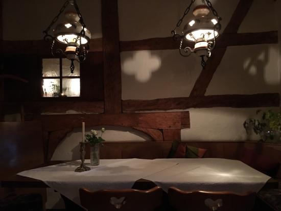 Gottmadingen, Niemcy: Restaurant Linde