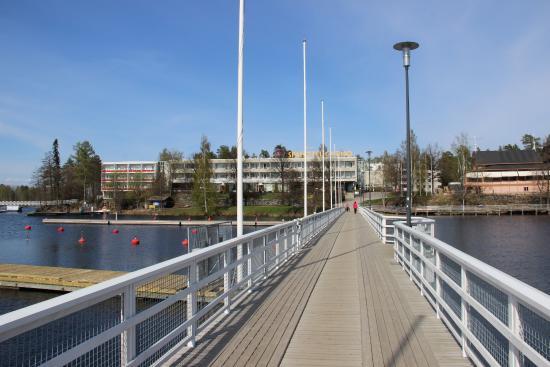 Savonlinna, Finlandia: Бест Вестерн Спаотель Казино