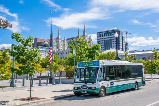 ‪City Sights - Salt Lake City Tours‬