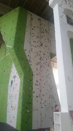Nordwand Klettern