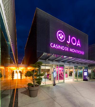 Casino JOA de Montrond