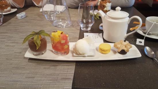 L'Armoise : Dessert de folie
