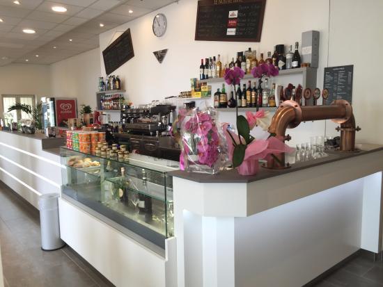 il bar - Picture of Le Terrazze, Follonica - TripAdvisor
