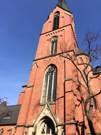 Pfarrkirche St Cäcilia Benrath