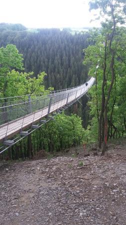 Moersdorf, ألمانيا: Hängeseilbrücke Geierlay