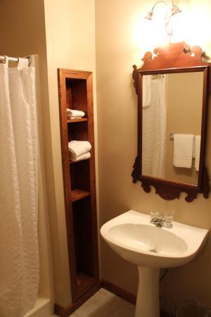 New Haven, มิสซูรี่: Cedar Lodge Retreat Room - Full