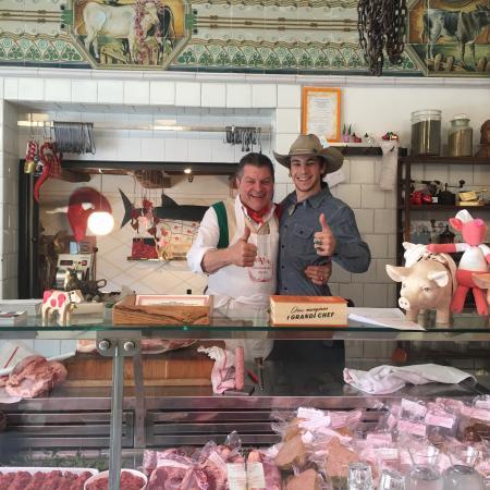 The Master Butcher, Dario Cecchini