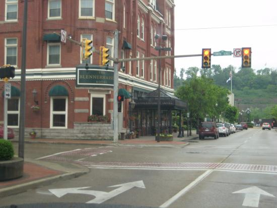 Foto de The Blennerhassett Hotel