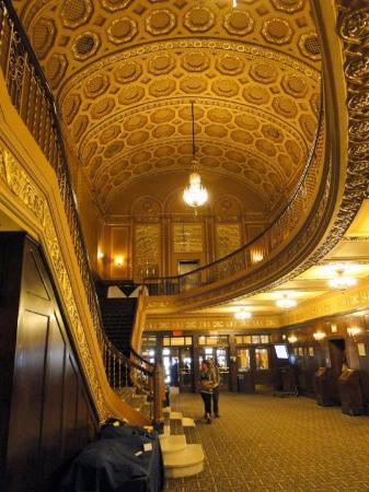 Michigan Theater: 앤아버 미시간 시어터