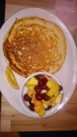 Chamberlin's Lookout Bistro & Boutique: Café da manhã