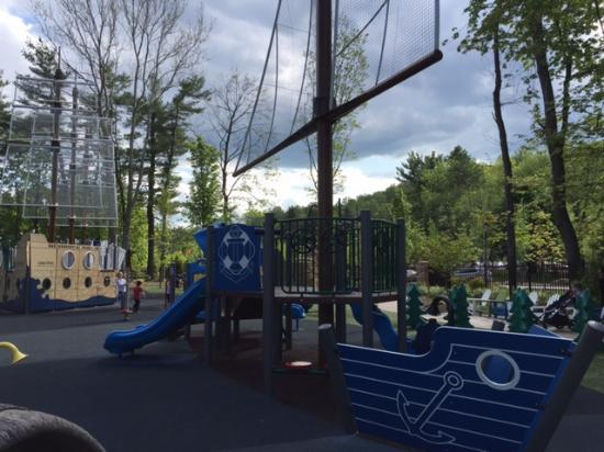 ‪‪West Orange‬, نيو جيرسي: Younger kids' play area‬