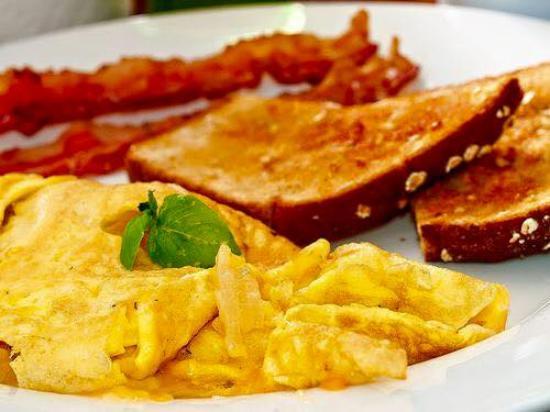 San Rafael de Escazu, Costa Rica: Desayunos buffet