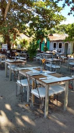 ترانكوسو: Restaurante