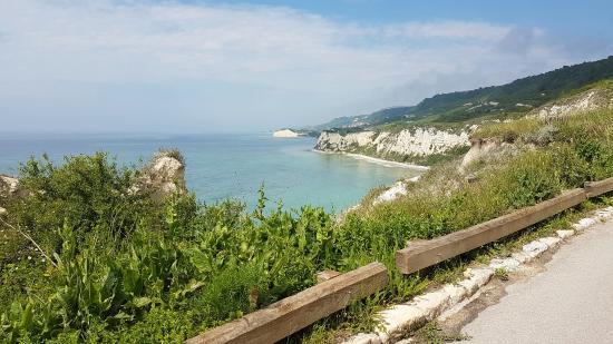 Kavarna, Bulgaria: Auf dem 18 Loch Platz