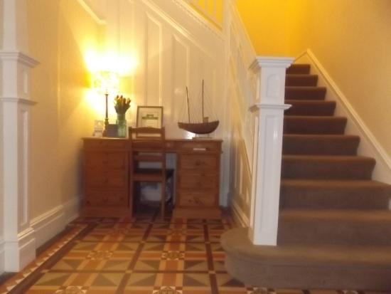 Alexander Lodge: Entrance Hall