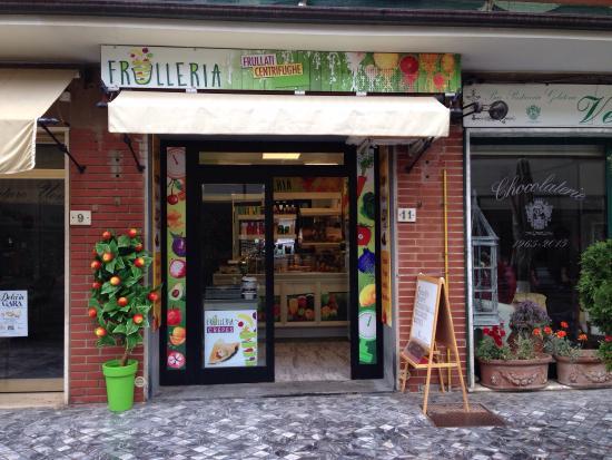 Tonfano, Italie : Frulleria
