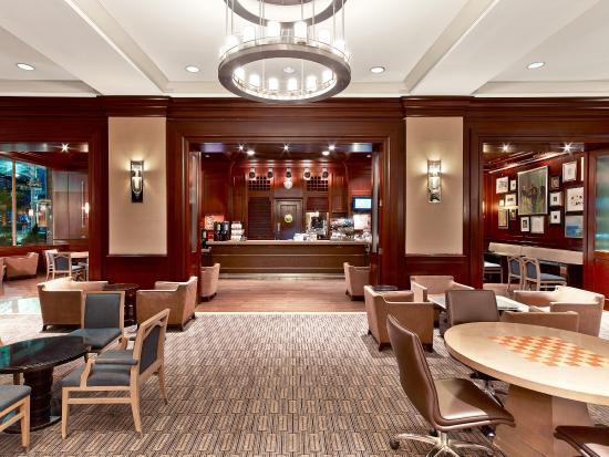 Sheraton New York Restaurant Room