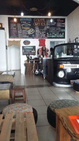 Granada's Cafe