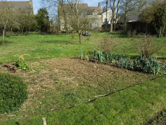 Kempsford, UK: Vegetable Garden