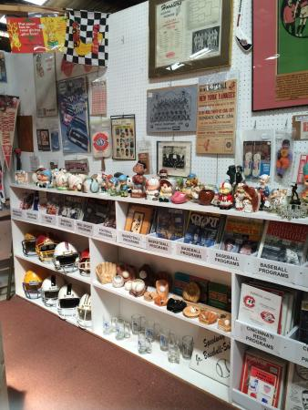 Just a small sampling of the 100's of booths you'll find here at Centerville Antique Mall.