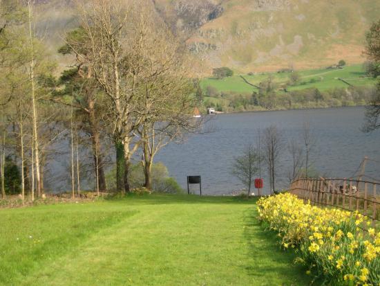 Watermillock, UK: Walk down to Lake