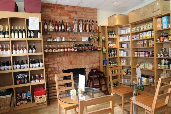 Budleigh Salterton, UK: Delytes Delicatessen