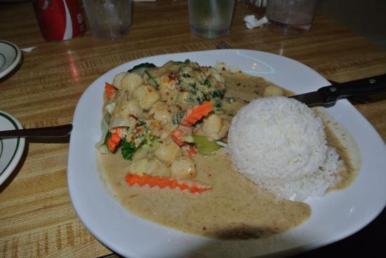 Royal Palm Beach, FL: very good curry