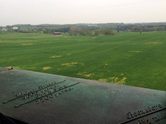 Sharpsburg, Μέριλαντ: A View from Observation Tower