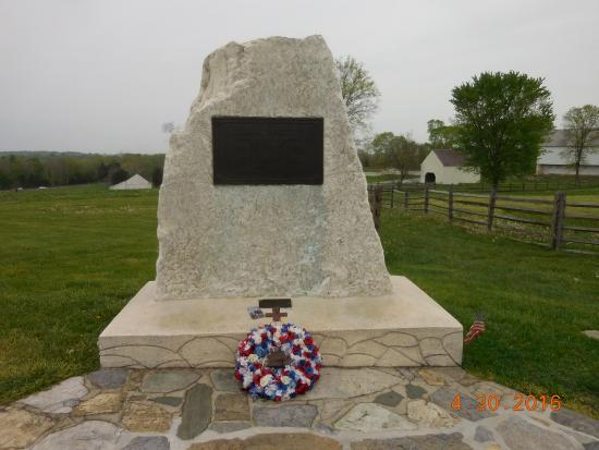 Sharpsburg, Μέριλαντ: Clara Barton's Monument