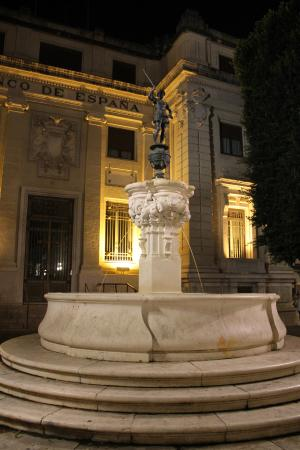 Mercury Fountain