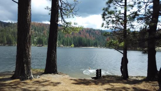 Three Rivers, Kalifornia: hume lake
