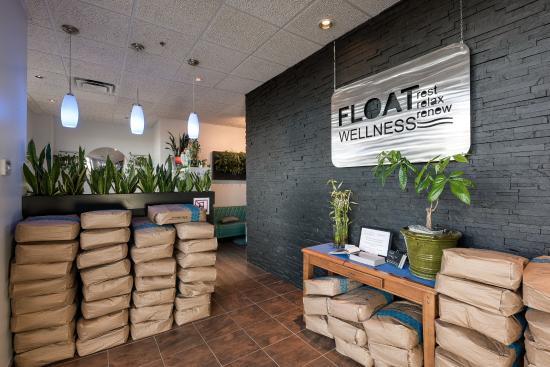 Sherwood Park, Kanada: Welcome to Float Wellness!