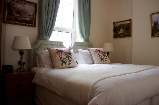 The Town House : Bedroom