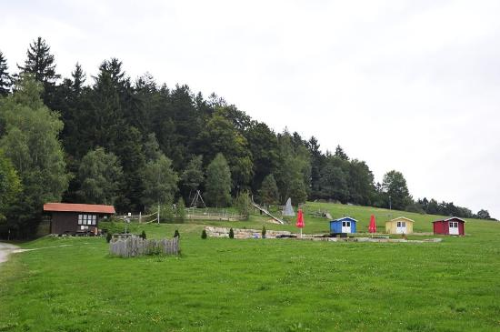 Waldkirchen, Germany: Outdoor Sports Plaza