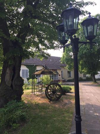 Liebenwalde, Tyskland: Innenhof
