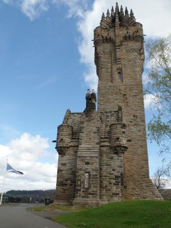 Resultado de imagem para monumento william wallace escocia