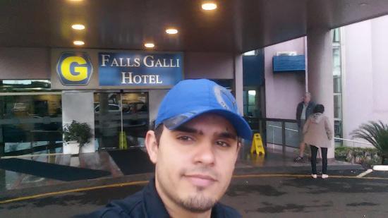 Foto de Falls Galli Hotel