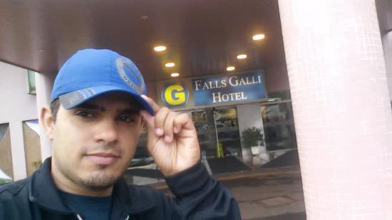 Foto Falls Galli Hotel