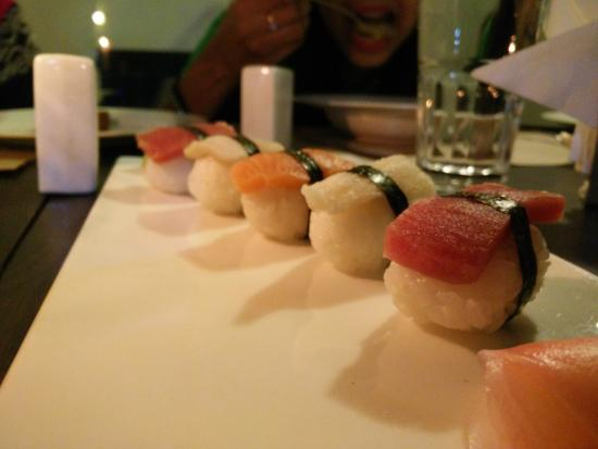 The Fat Chef: Sushi