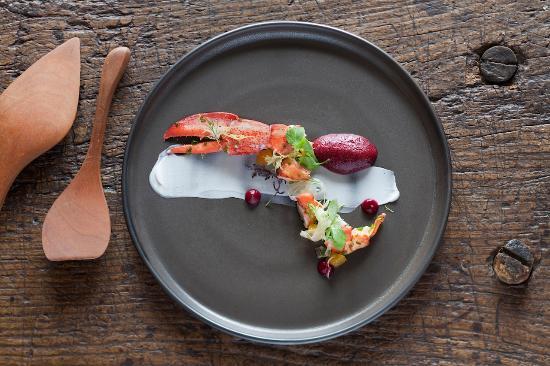 Barnard, VT: Lobster Dish