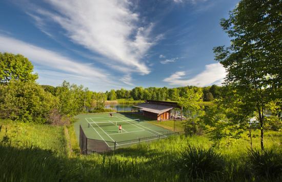 Barnard, VT: Tennis