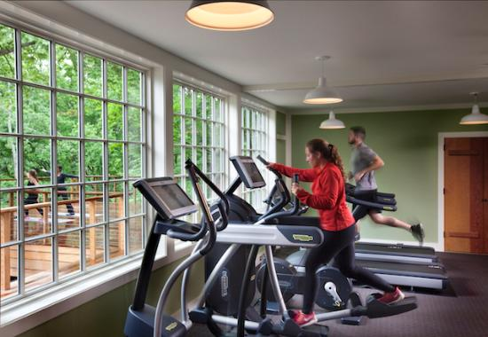 Barnard, VT : Fitness Center